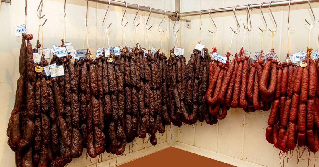 Chorizos y Morcillas Asturianas